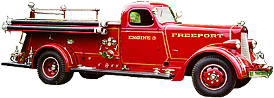 Click here to go to pages about fire engine decoration restored by Peter Achorn.